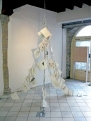 Guillaume Dorvillé // Sans titre // chaines, dessins au crayon // 2011