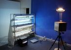 Grégory Le Lay // matériaux divers, semis, néons, vidéo et boîte sonore