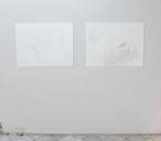 Hélène Moreau // Sans titre (série de 7 dessins) // 2013 // crayon sur papier // 68 x 90 cm